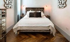 Narrow Bedrooms - Smart Small Space Ideas
