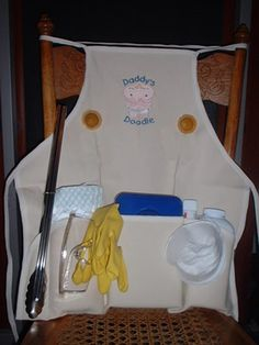This is hilarious. Would be fantastic for a baby shower.