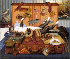 Art of Charles Wysocki