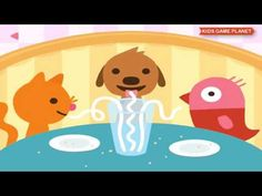 Sago Mini Babies - Kids Learn Colors and Educational Game - Kids Game Planet https://youtu.be/vV5_74fh4Ng