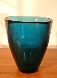 Orrefors Sven Palmqvist Fuga glass bowl 1959 #2