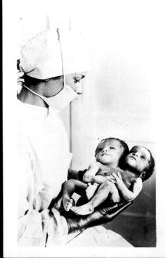 We see a lot of sad things as a nurse. Vintage nurse postcards!