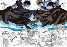 Menma Uzumaki, Wallpaper Naruto Shippuden, Naruto Shippuden Anime, Anime Naruto, Boruto, Game Character Design, Fantasy Character Design, Character Art, Naruto Boys