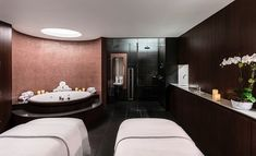 Guerlain Spa, New York City Picture: Relaxation Lounge - Check out Tripadvisor members' 28 candid photos and videos of Guerlain Spa New York City Pictures, Spa, Trip Advisor, Relax, Lounge, Candid, Furniture, Videos, Check
