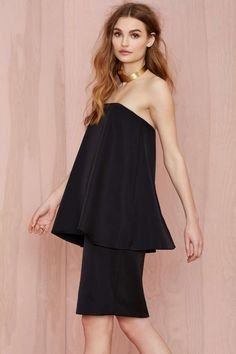 Cameo The Acent Layered Dress - Going Out | Shift | LBD | Cameo |  | Dresses