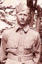 Pfc Eugene E. Gilbreath, 506th PIR HQ 2, 2nd Battalion