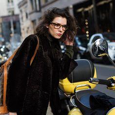 Faces by The Sartorialist: On the Street...Via Verri, Milan