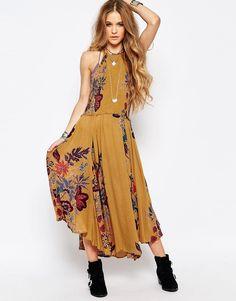 Free People Seasons In The Sun Midi Dress ASOS $143