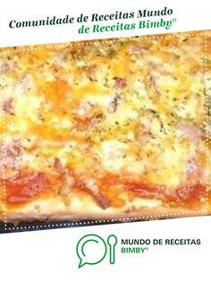 Pizza (tipo pizza Hut) de Assiralc. Receita Bimby® na categoria Massas lêvedas do www.mundodereceitasbimby.com.pt, A Comunidade de Receitas Bimby®.