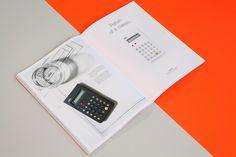 Design Portfolio Gestaltung Braun