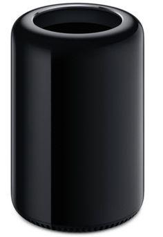 Apple unveils cylinder shaped Mac Pro