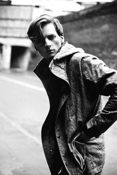 Max Seeth by Edgar Berg for Male Model Scene