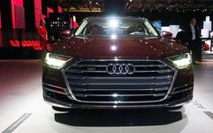 2019 Audi A8 Redesigned Significantly with Hybrid Model