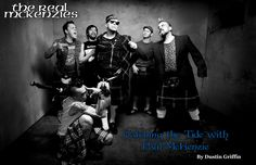 Interview -  Catching the Tide with Paul McKenzie of The Real McKenzies - Paul McKenzie, singer/songwriter/battle charge captain of Vancouver based band The Real McKenzies, he sounds at peace and literally is out in the middle of English Bay to give us an amazing interview. Plus we even learned a few new things