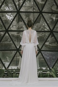 DELICACY AND CRAFTSMANSHIP ARE THE HALLMARKS OF OUR BRIDAL COLLECTION. STUNNING DRESSES MADE FROM EMOTION AND THE LOVE OF FINE NEEDLEWORK. GARMENTS MADE FROM DREAMS AND, HOPEFULLY, THAT MAKE YOUR …