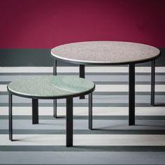 Table basse en terrazzo maison sarah lavoine all about bistro pinterest - Tables basses cdiscount ...