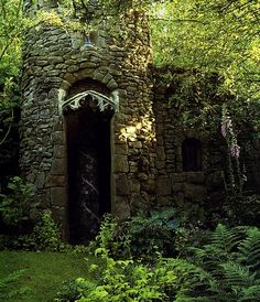 I really want to write into the sequel to Rising Shadows some hidden stone building or ruin of some kind.