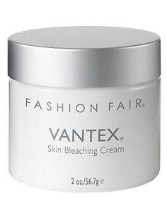 Fashion Fair Vantex Skin Bleaching Cream - 2 oz Women's