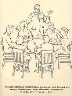 marcie hans - the executive coloring book