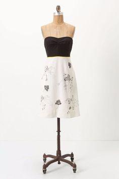 $188 Anthropologie Stiletto Sea Dress Artsy Fish in Heels Florence Balducci 4 #FlorenceBalducci #Sundress #Casual