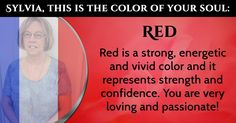 What Color Does Your Soul Have?