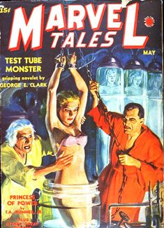 marvel_tales_194005 - Are those scientists wearing bathrobes and groping that prisoner...for science?