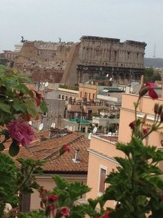 View from rooftop terrace at Hotel Lancelot (from a tripadvisor contributor)