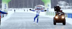 Marathonpeloton hongerig richting Zweden