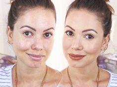 Maquiagem clean por Juliana Goes
