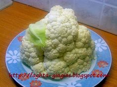 Basil, Cauliflower, Stuffed Peppers, Vegetables, Cooking, Blog, Recipes, Roman, Kitchen