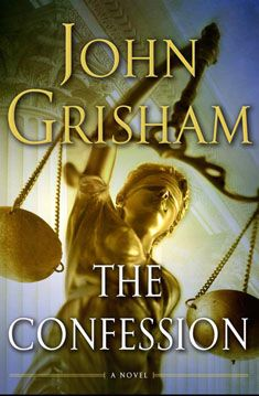 "John Grisham's The Confession....I have to ""confess"" that I started reading this when I first got my e-reader but I put it on hold after getting a lot of spiritual books in my e-reader and spiritual is my life path right now. I do like mysteries though, so I will go back eventually."