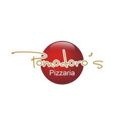 Pomodoro, palavra italiana que significa tomate, a base do molho das pizzas tradicionais. Marca criada para um legítimo Italiano que resolveu empreender em Brasília! #euamocriar #oficinadecriação #design #criação #pizza #pizzaria