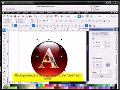 How to create a really shiny orb with CorelDraw X5