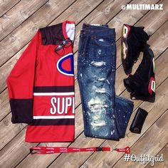 outfit grid Today's top is by x and Dope Outfits For Guys, Swag Outfits Men, Outfits Hombre, Tomboy Outfits, Teen Boy Fashion, Dope Fashion, Urban Fashion, Fashion Men, Hype Clothing