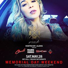 memorial day party flyers
