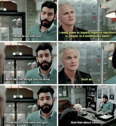 "#iZombie 2x17 ""Reflections of the Way Liv Used to Be"" - Blaine and Ravi"