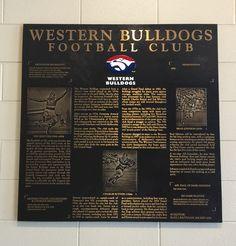 Western Bulldogs, Bulldogs Football, Stadium Tour, October