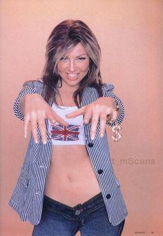"""Thalia, """"Estylo"""" Photoshoot - August 2003"""