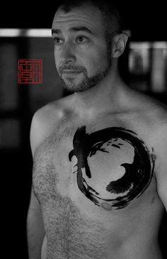 Brush-Circles-Jamie-Tattoo-Temple-Hong-Kong  #ink #tattoo