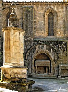 Ruta del Cister Vallbona de les Monges, Lleida, Catalonia