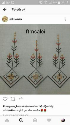 Hand Embroidery Designs, Embroidery Patterns, Bargello, Birds, Projects, Cross Stitch Embroidery, Hardanger, Punto De Cruz, Dots