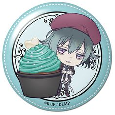 TV Animation [Diabolik Lovers: More, Blood] Dome Magnet 10 (Azusa Mukami) (Anime Toy)