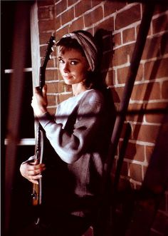 Audrey Hepburn 'Breakfast at Tiffany's'