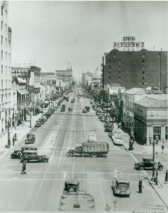 1936 Hollywood Blvd. & Highland Ave.