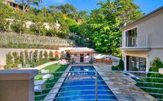 Villa Belvedere, San Francisco Bay Area. I love the escalating gardens.