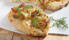 Do ruky: Zeleninové koláče so syrom   DobreJedlo.sk