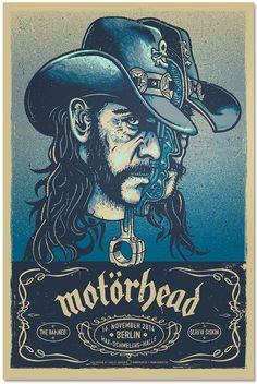 Motorhead Berlin 2014 by Lars P Krause