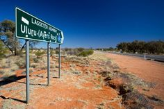 A drive through Australia's heart is a journey of incredible rewards.