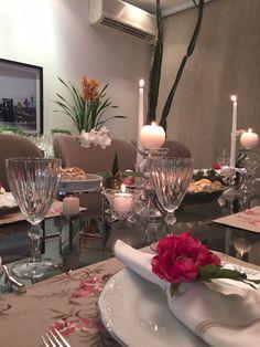 Apaixonada pelos detalhes dessa mesa
