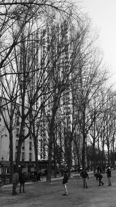 Paris, Canal de La Villette